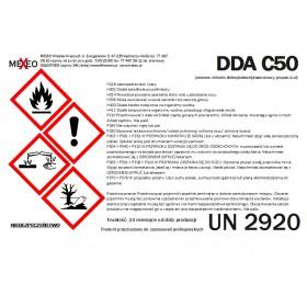 DDA C50, 20 kg